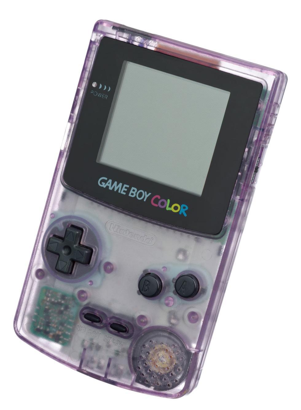 07 Game Boy Color