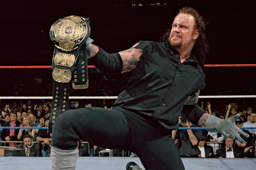 WWE - El enterrador