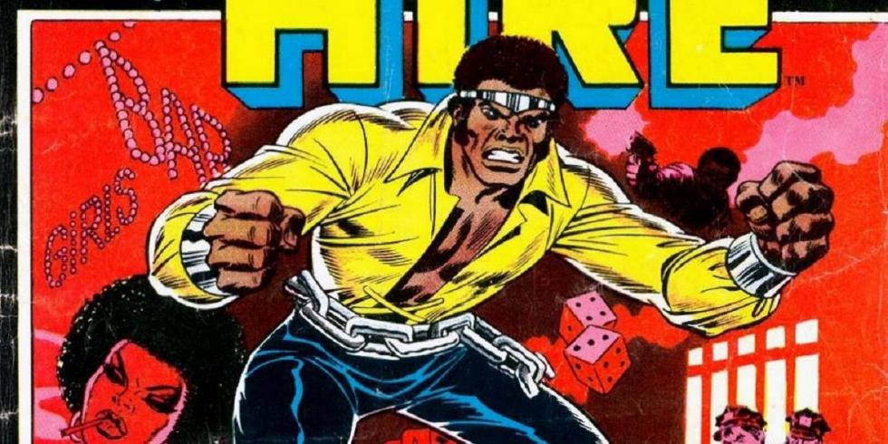 1- El traje original de Luke Cage