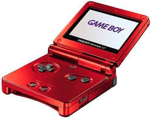 10 Game Boy Advance SP