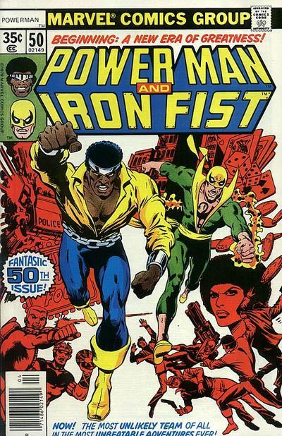 10 - Power Man, Héroe de Alquiler