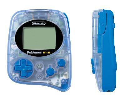 11 Pokémon Mini