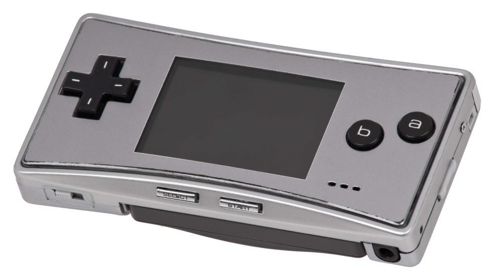 12 Game Boy Micro
