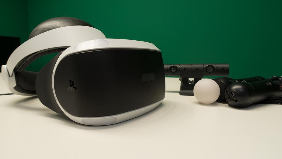 Galería de imágenes de las PlayStation VR