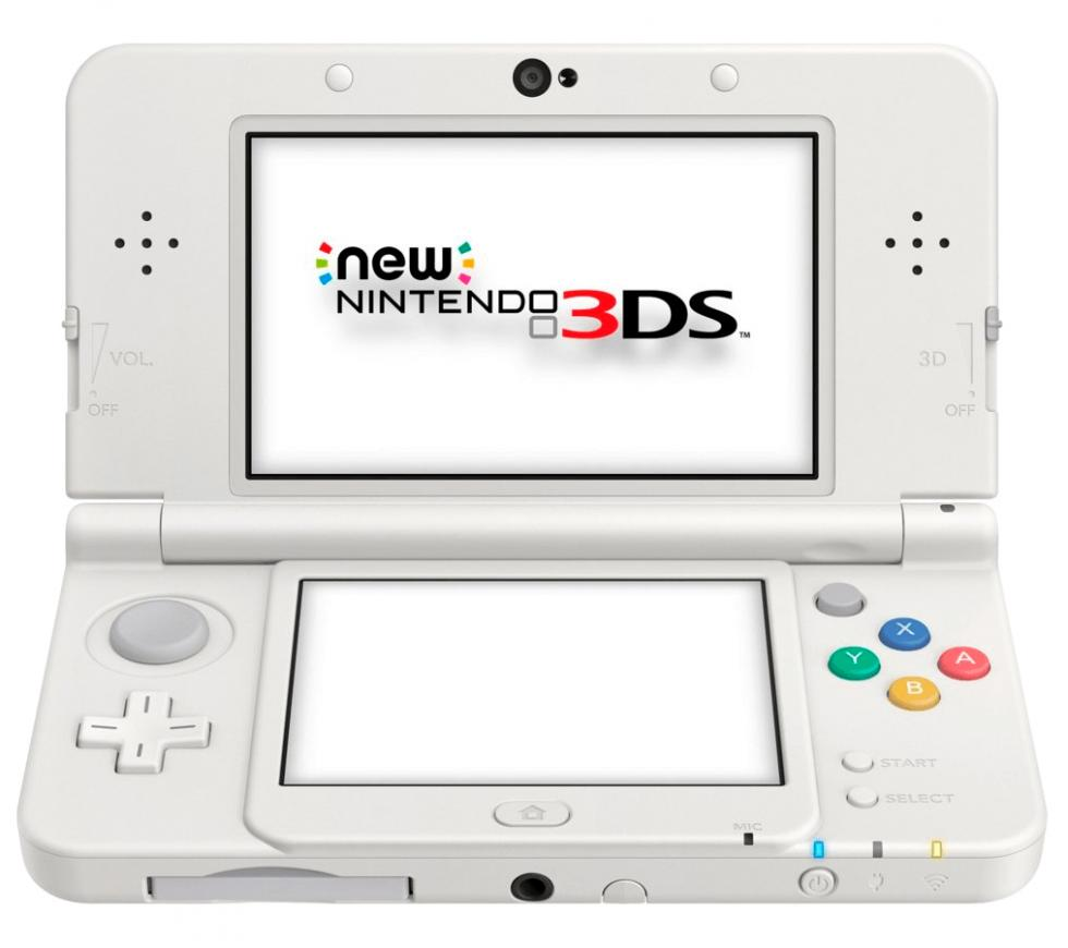 23 New 3DS