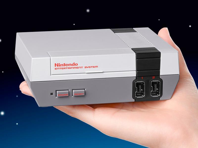 24 NES Mini Classic