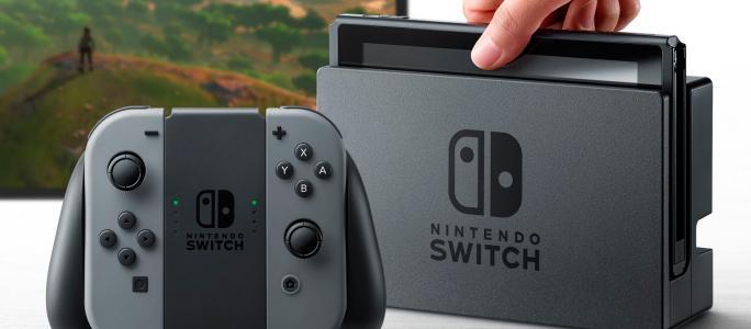 25 Nintendo Switch