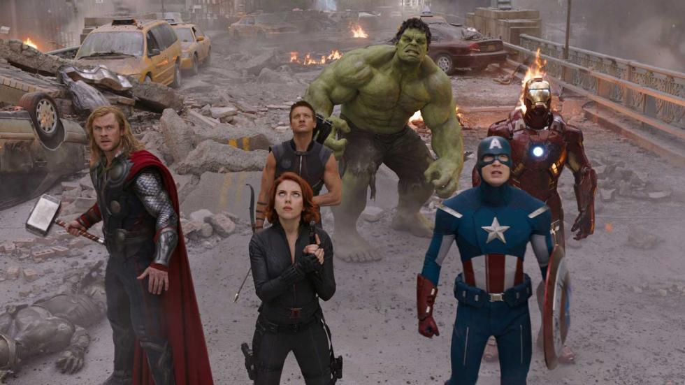 4 - Los Vengadores