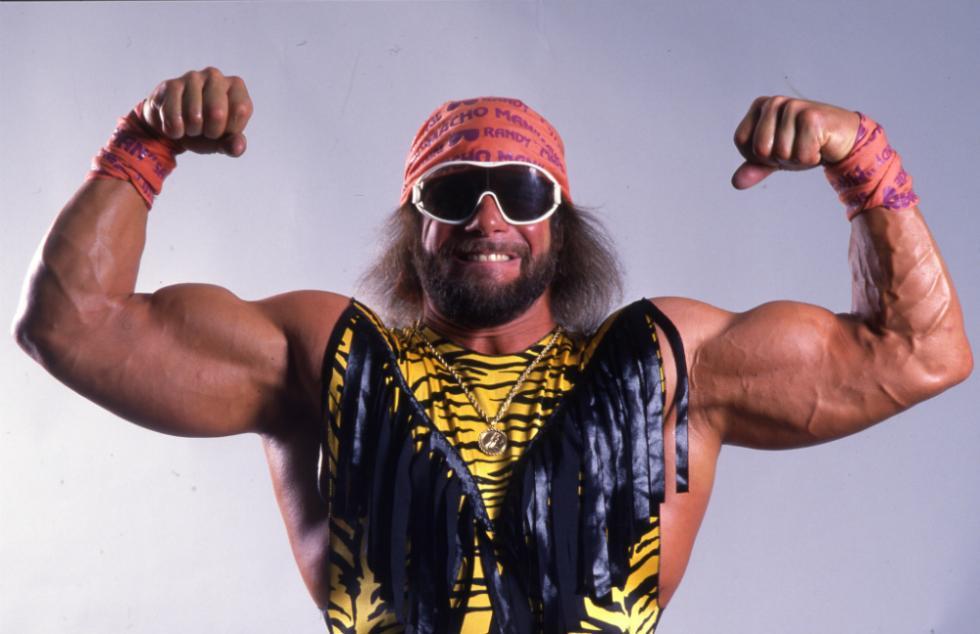 WWE - Macho Man Randy Savage