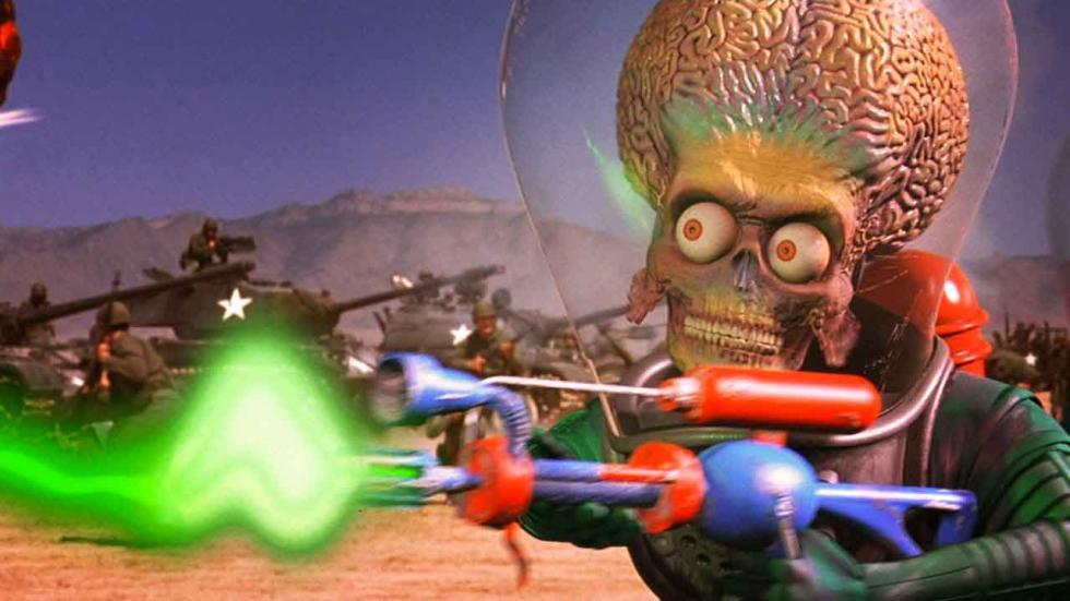 9 Mars Attacks!