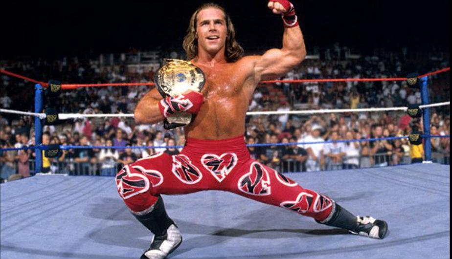 WWE - Shawn Michaels