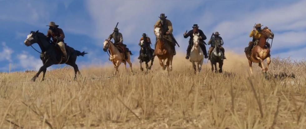 Bandas en Red Dead Redemption 2