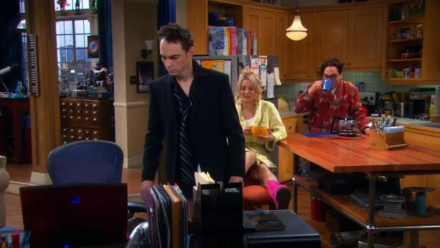 The Big Bang Theory - The Pants Alternative (3x18, 2010)