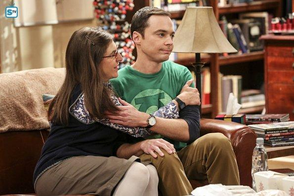 The Bing Bang Theory - Sheldon y Amy comparten piso