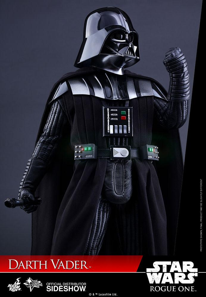 Star Wars Rogue One Darth Vader Hot Toys