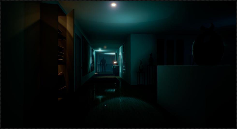 U-tad Diarios de Desarrollo Tessera Studios Intruders Hide and Seek