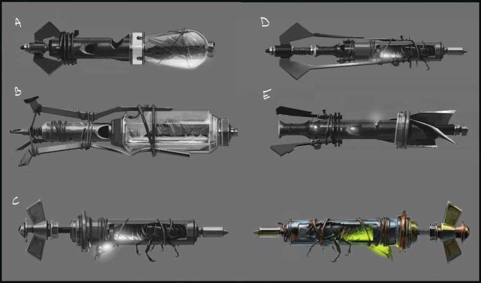 Dishonored 2 - Armas