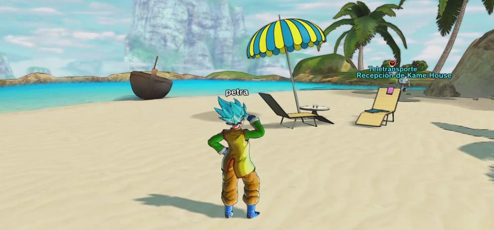 Dragon Ball Xenoverse 2 - Falla temporal - Kame House