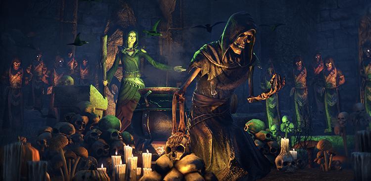 The Elder of Scrolls Online