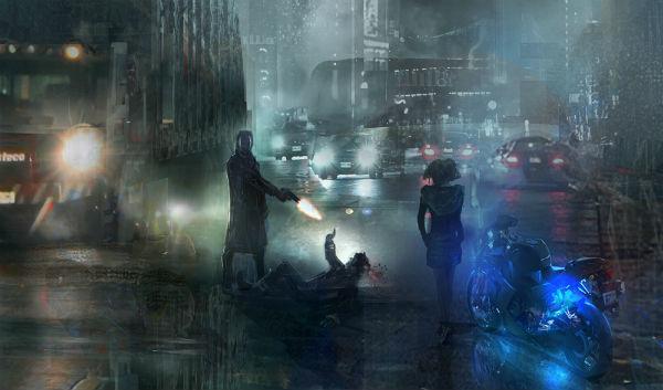 Escuadrón Suicida - Concept Arts