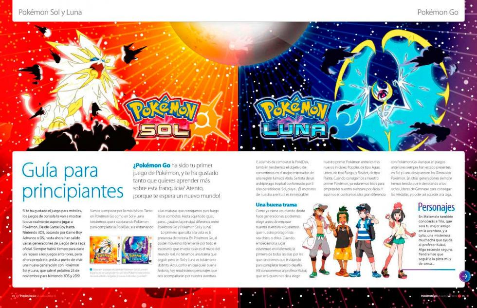 Guía completa de Pokémon Go: contenidos 6