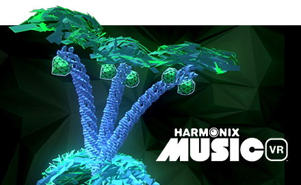 Harmonix Music VR para PS VR