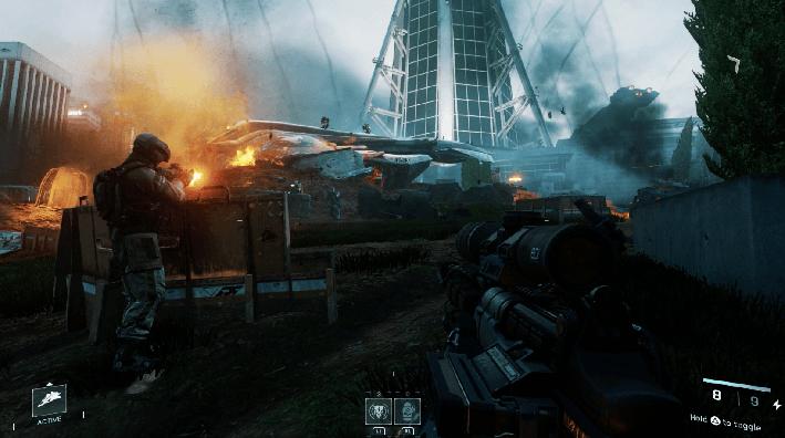 Infinite Warfare Campaña 2