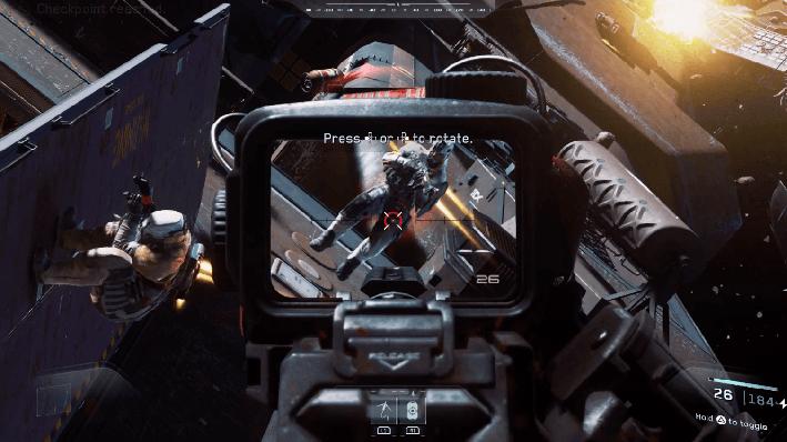 Infinite Warfare Campaña 6