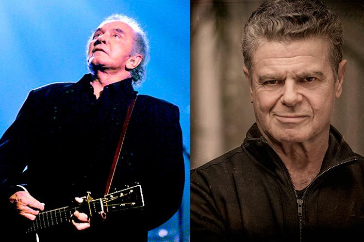 Johnny Cash y Gustavo Santaolalla
