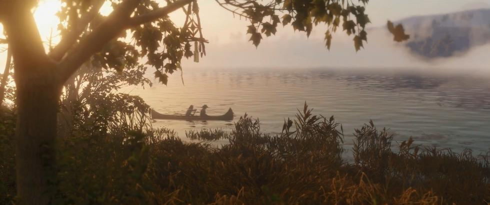 Lago en Red Dead Redemption 2