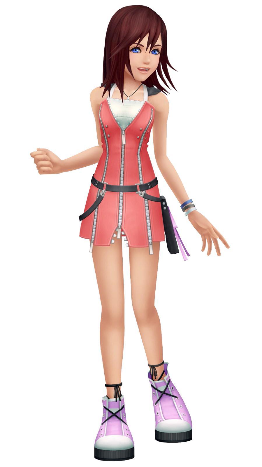 Los mejores disfraces de Kingdom Hearts - Kairi (KH II)