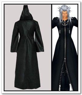 Los mejores disfraces de Kingdom Hearts - Organización XIII