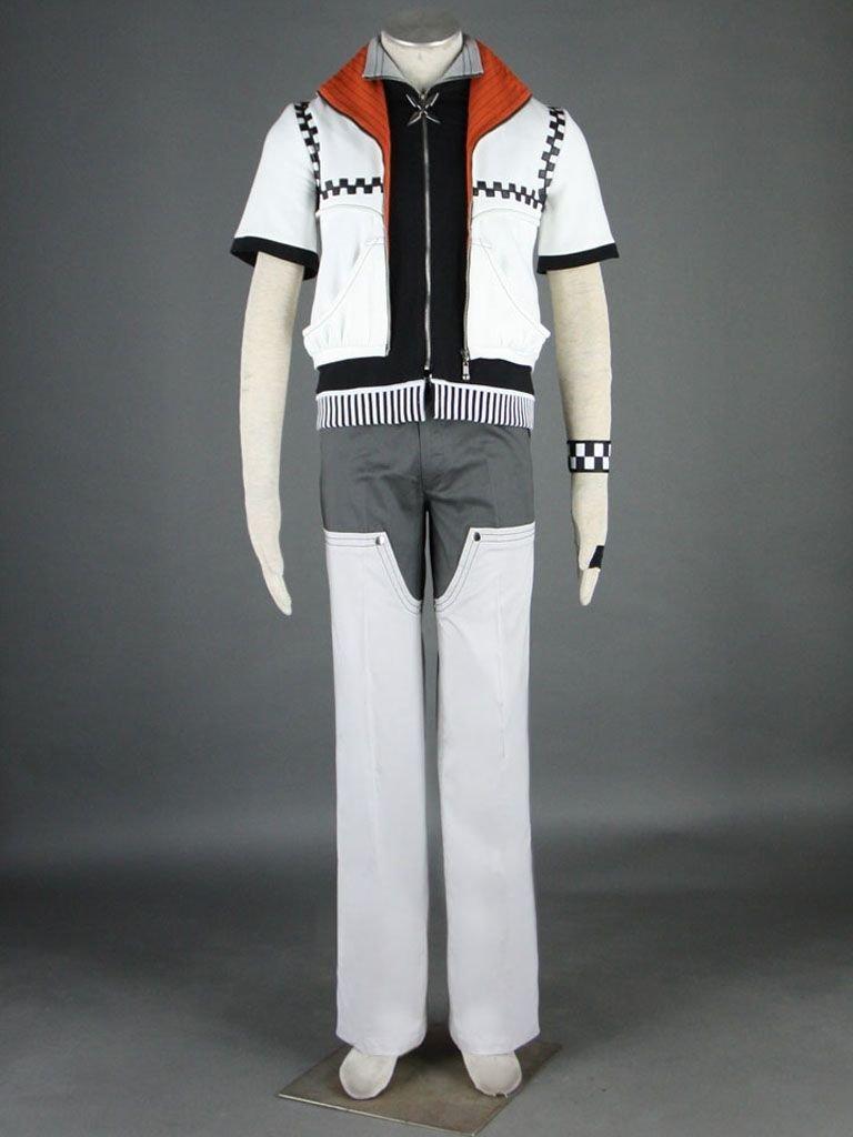 Los mejores disfraces de Kingdom Hearts - Roxas