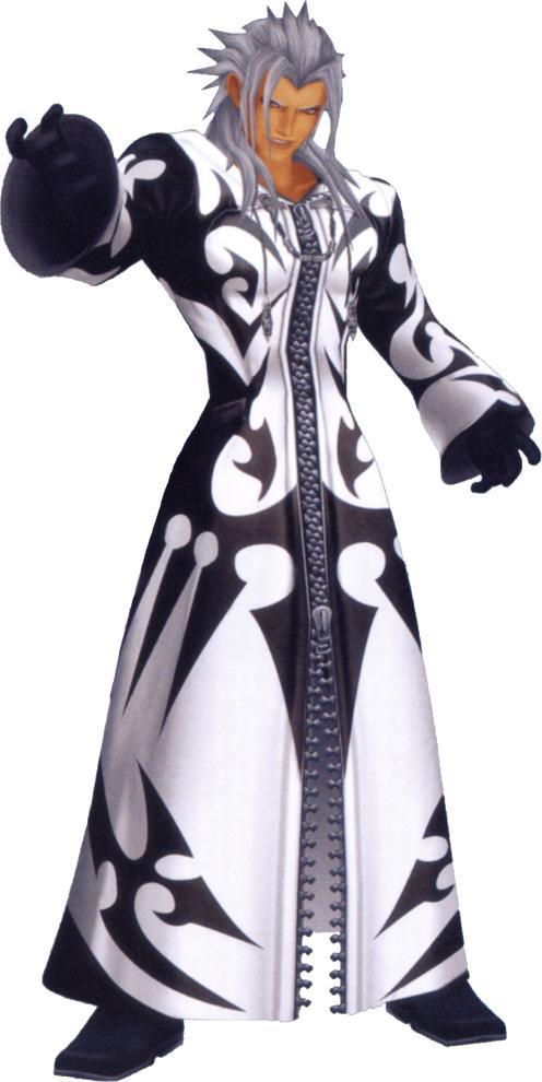 Los mejores disfraces de Kingdom Hearts - Xemnas