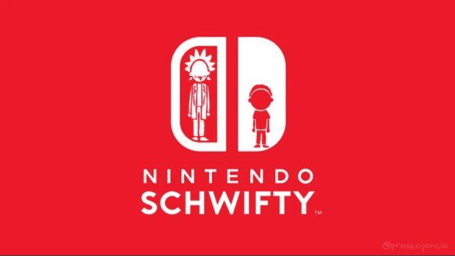 Nintendo Switch - Memes