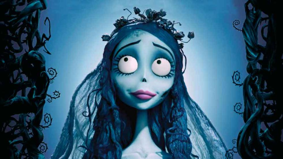 La novia cadáver (Corpse Bride)