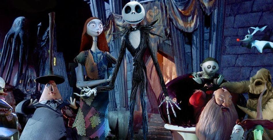 Pesadilla antes de Navidad (Nightmare Before Christmas)