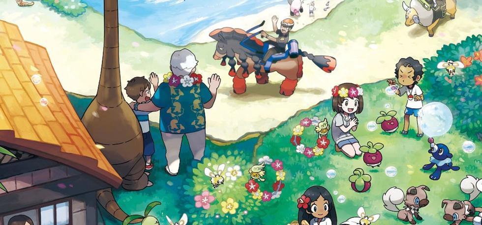 Las claves de Pokémon Sol y Luna