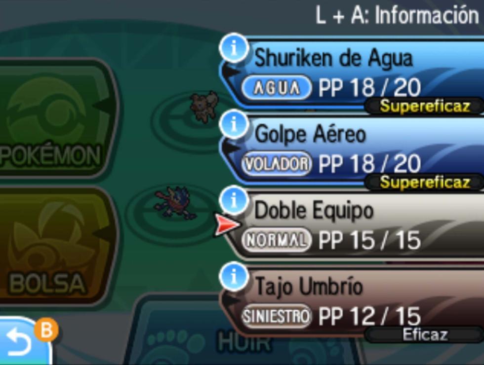 Pokémon Sol y Luna - Nuevas funcionalidades