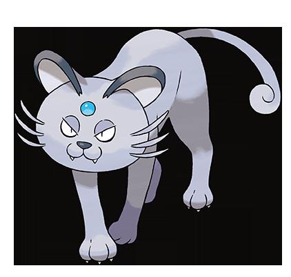 Pokémon Sol y Pokémon Luna - Persian de Alola