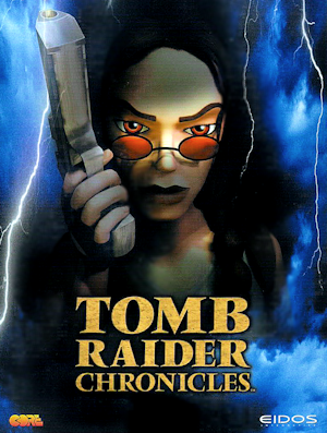 Portada de Tomb Raider Chronicles (2000)