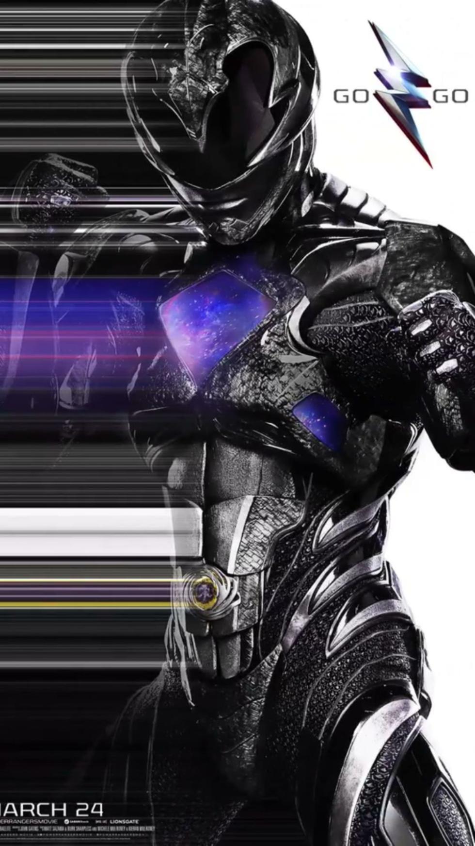 Power Rangers - Nuevos pósters de la película