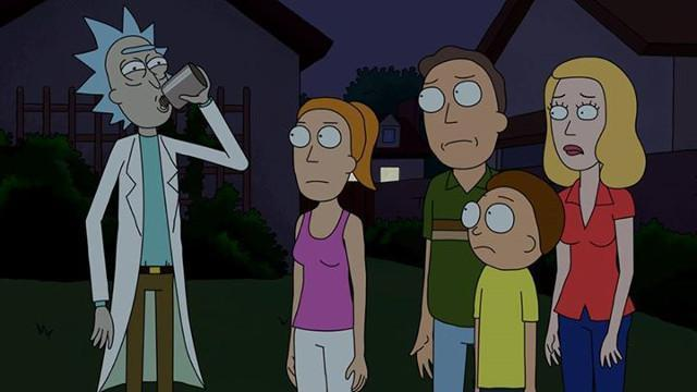 Rick & Morty - Crítica de temporada 1 y 2