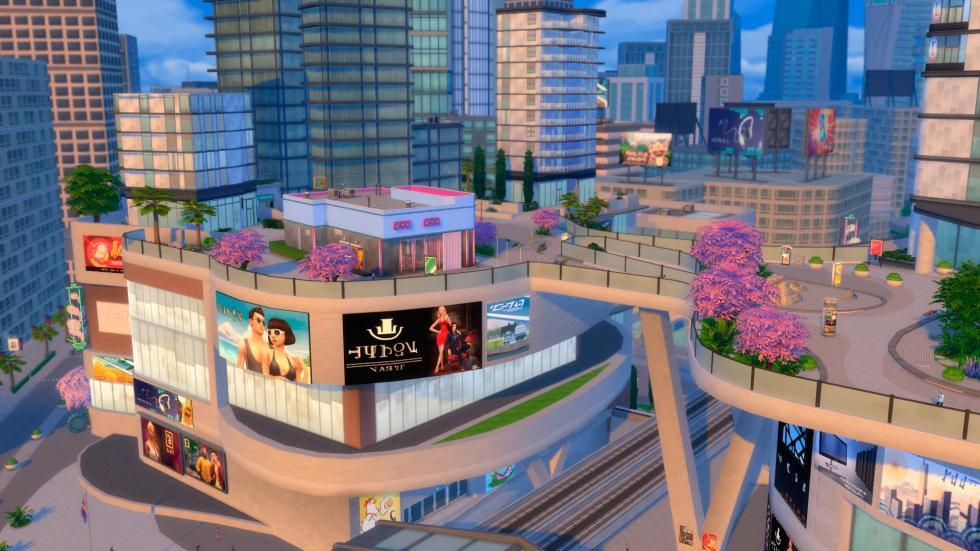 Los Sims 4 Urbanitas Galería 1