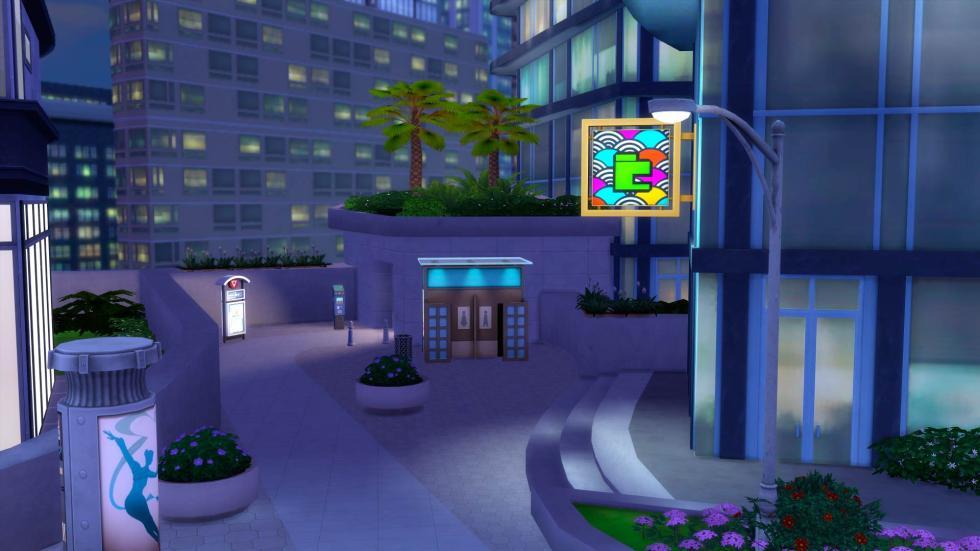 Los Sims 4 Urbanitas Galería 10
