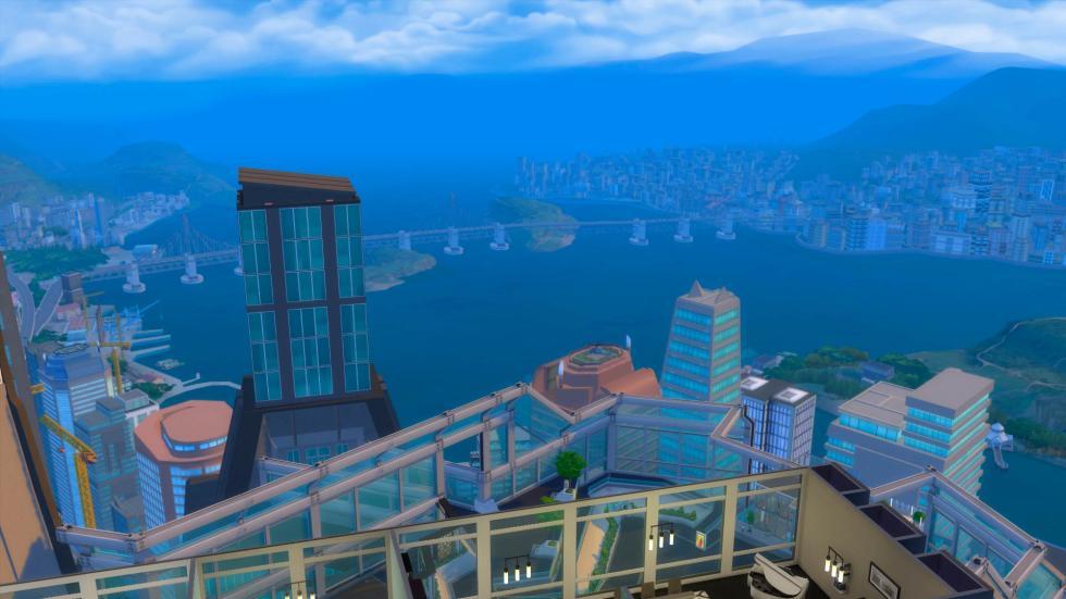 Los Sims 4 Urbanitas Galería 6