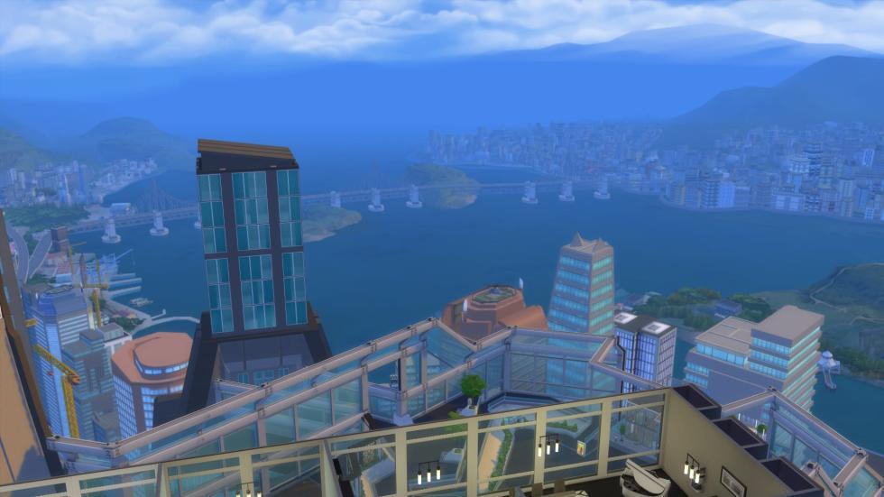 Sims Urbanitas 7