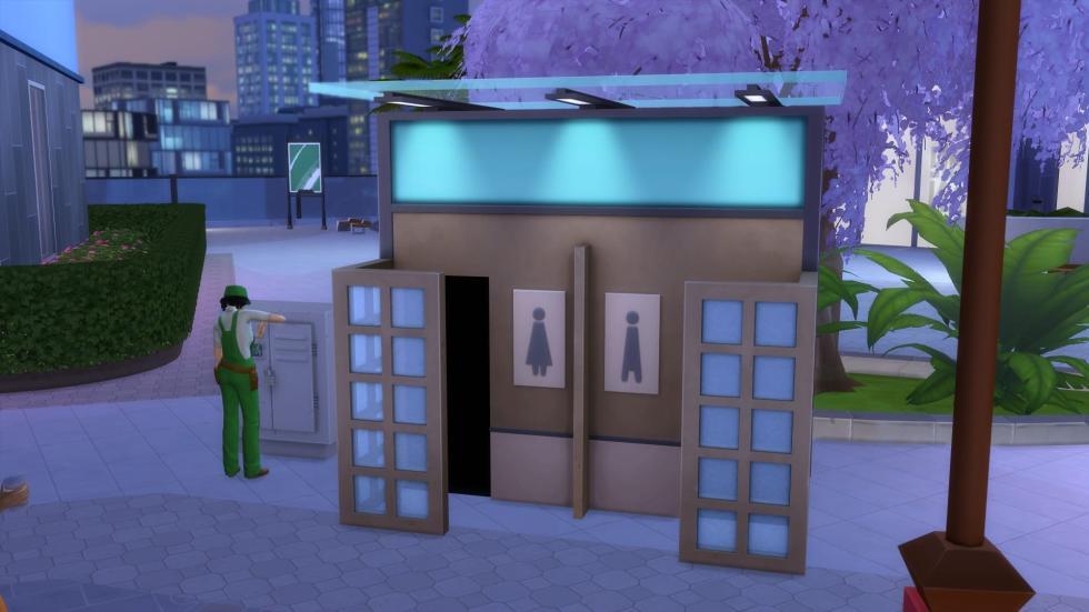 Sims Urbanitas 9