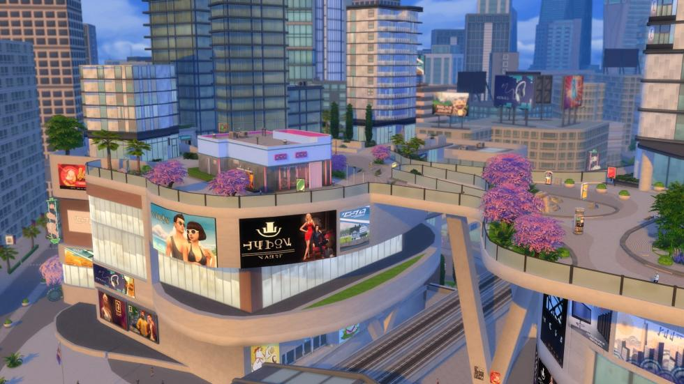 Sims Urbanitas