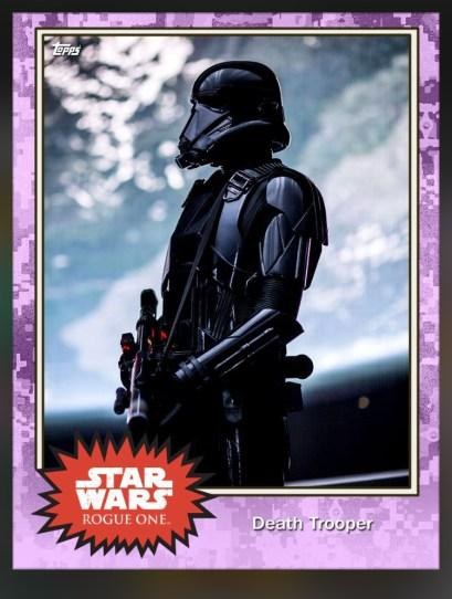 Death Trooper Star Wars Rogue One